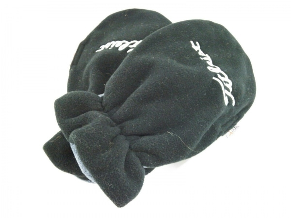 Titleist(タイトリスト) 手袋 メンズ 黒×パープル ポリエステル