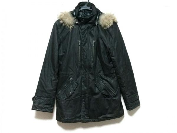 PAZZO(パッゾ) コート サイズL メンズ美品  ダークグレー PAZZO DENIM STORE/冬物