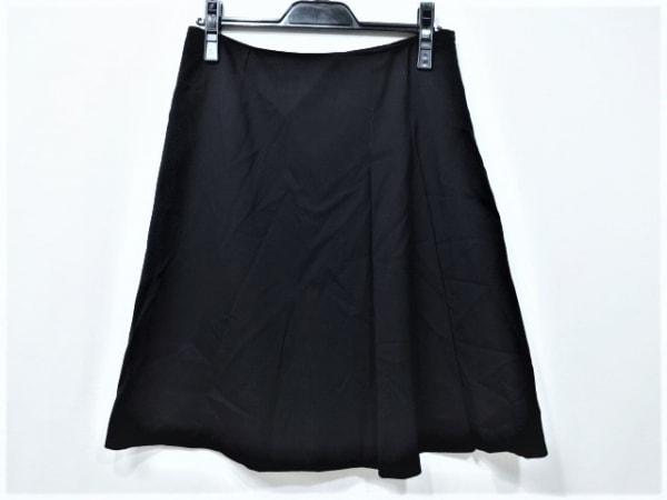 YORKLAND(ヨークランド) スカート サイズ11AR M レディース 黒
