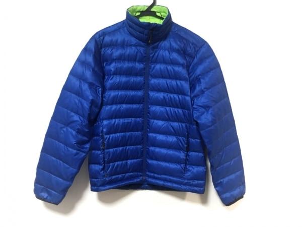 ラルフローレン ダウンジャケット サイズXS メンズ美品  ブルー 冬物