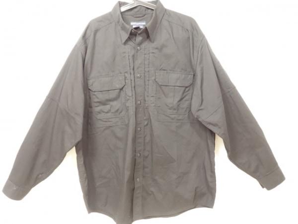 5.11 TACTICAL(5.11タクティカル) 長袖シャツ サイズL メンズ 黒