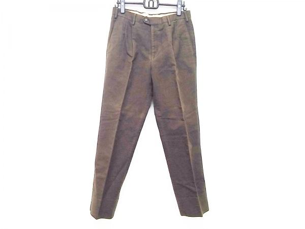 PAL ZILERI(パルジレリ) パンツ サイズ87 メンズ ダークブラウン