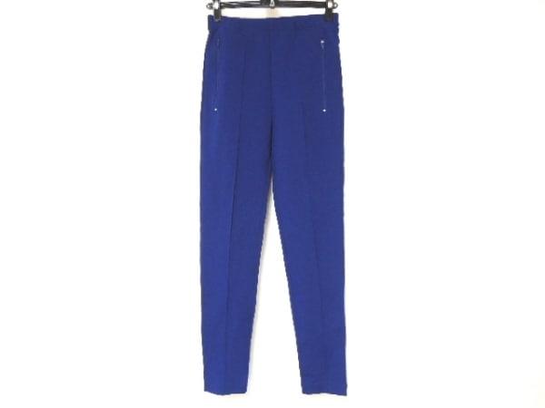 バレンシアガ パンツ サイズ36 S レディース美品  482319 TTK21 4540 ブルー