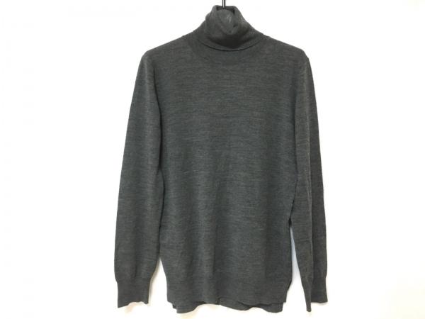 BEIGE(ベイジ) 長袖セーター サイズ4 XL レディース美品  ダークグレー