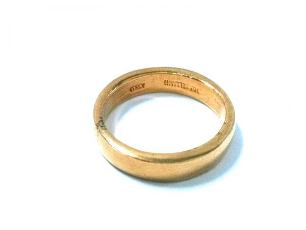iosselliani(イオッセリアーニ) リング 金属素材 ゴールド