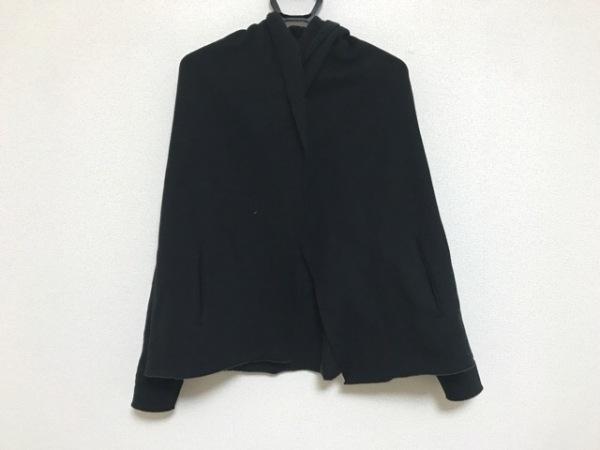 midiumi(ミディウミ) コート レディース 黒 ショート丈/冬物