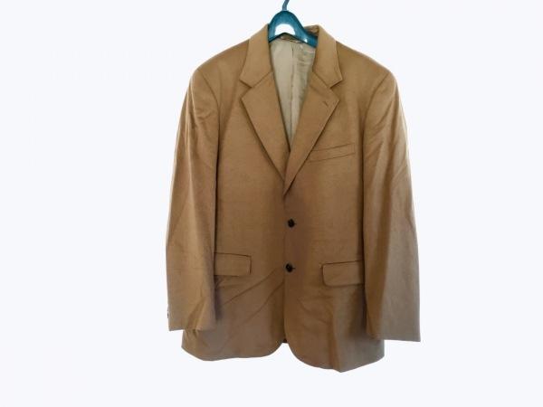 COLOMBO(コロンボ) ジャケット メンズ美品  ブラウン 肩パッド/カシミヤ