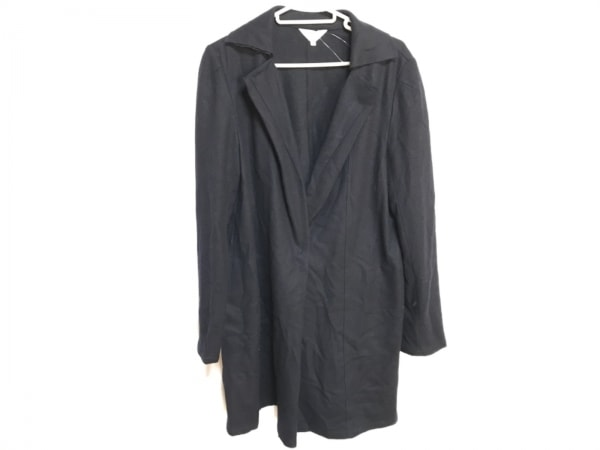 Seninon(セニノン) コート サイズ2 M レディース美品  黒 春・秋物