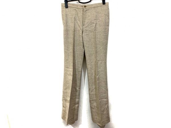 AMACA(アマカ) パンツ サイズ38 M レディース ベージュ