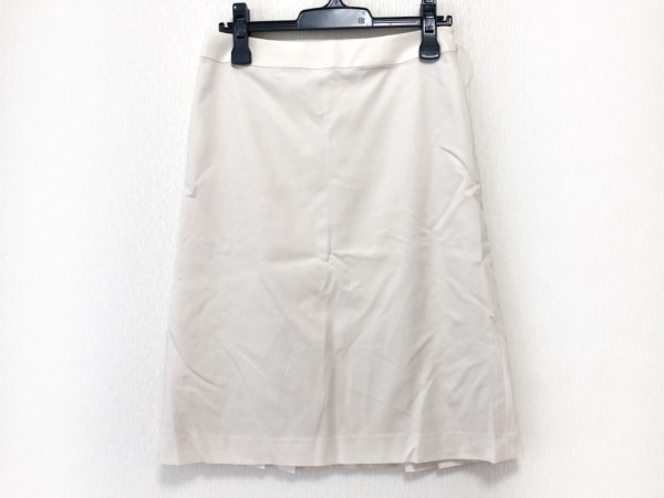 AMACA(アマカ) スカート サイズ38 M レディース美品  アイボリー