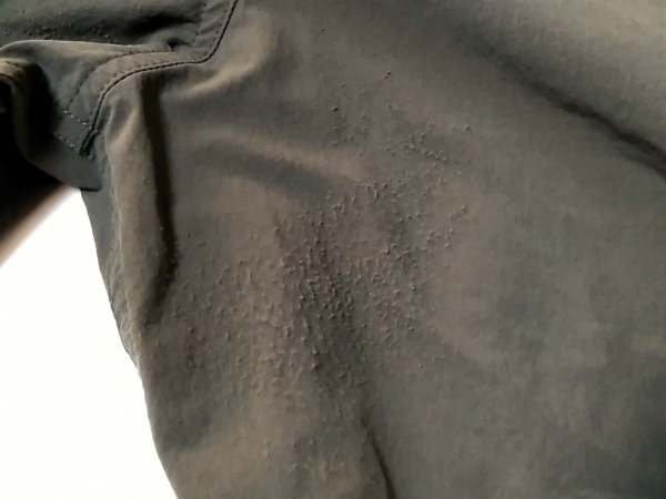 Marmot(マーモット) ハーフパンツ サイズM メンズ グレー