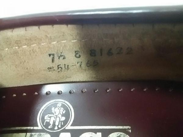 SEBAGO(セバゴ) ローファー 7 1/2 メンズ ブラウン レザー
