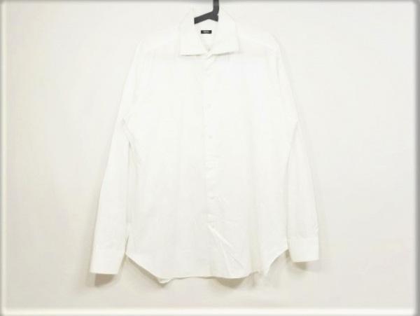 BARBA(バルバ) 長袖シャツ メンズ美品  白