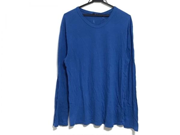 TbyALEXANDER WANG(アレキサンダーワン) 長袖Tシャツ サイズS メンズ ブルー