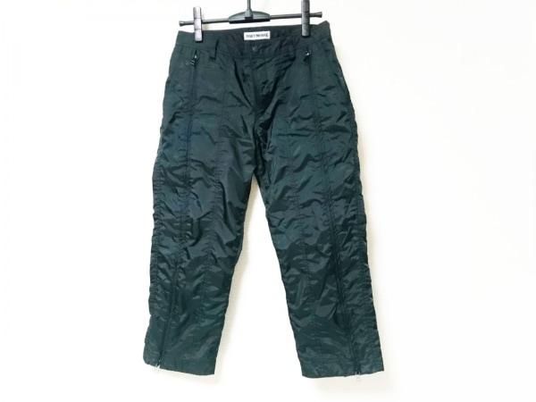 ISSEYMIYAKE(イッセイミヤケ) パンツ サイズ3 L レディース 黒