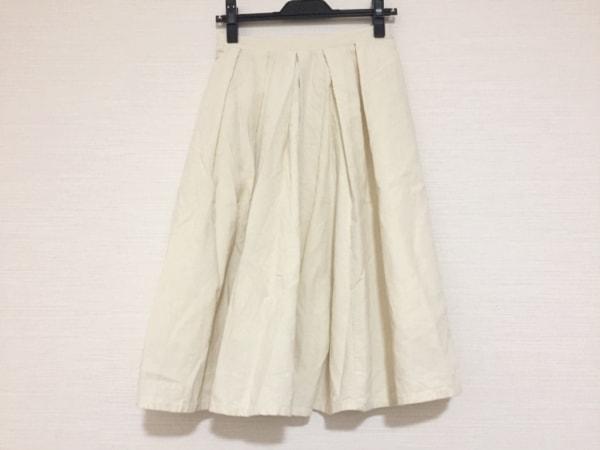 RUGGED FACTORY(ラギッドファクトリー) スカート サイズM レディース アイボリー