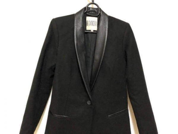 BB DAKOTA(ビービーダコタ) コート サイズXS レディース美品  黒 肩パッド/冬物