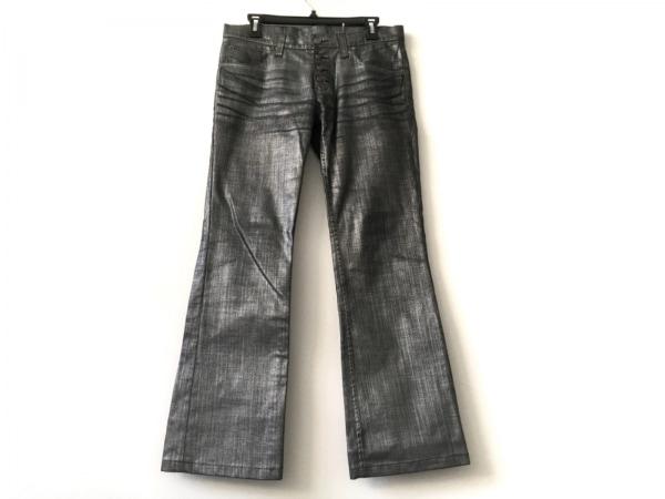 TORNADO MART(トルネードマート) パンツ サイズM メンズ ダークグレー×シルバー