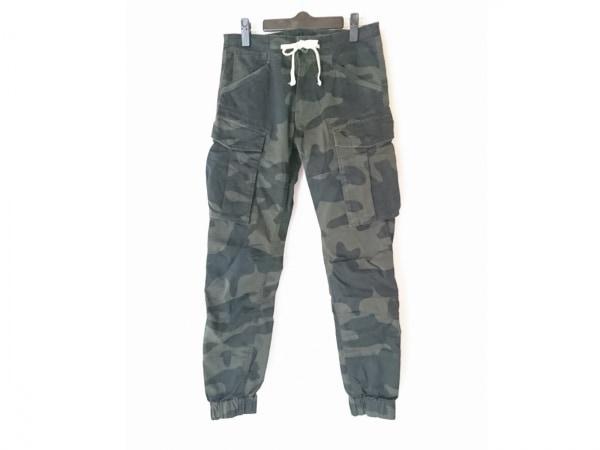 G-STAR RAW(ジースターロゥ) パンツ サイズW28  L30 メンズ 黒×ダークグレー 迷彩柄