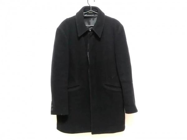HIGH STREET(ハイストリート) コート サイズL メンズ 黒 冬物