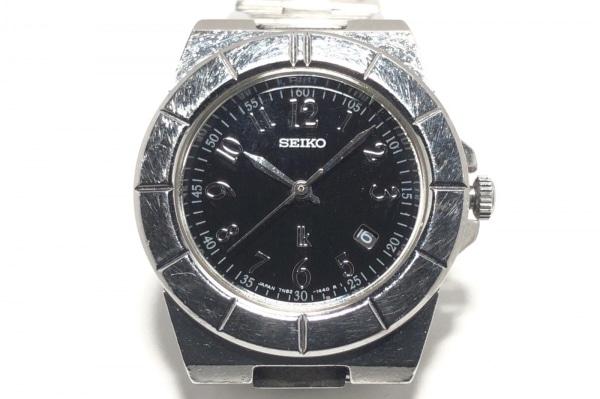SEIKO(セイコー) 腕時計 ルキア 7N82-0620 レディース 黒