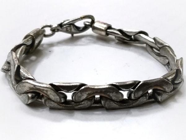 BICO(ビコ) ブレスレット 金属素材 シルバー