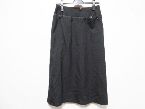 Y's for living(ワイズフォーリビング) ロングスカート レディース美品  黒