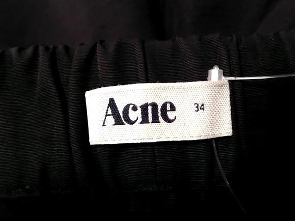 Acne(アクネ) ショートパンツ サイズ34 S レディース ダークネイビー