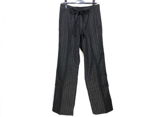 エムズブラック パンツ サイズ38 M レディース ダークグレー×ライトグレー