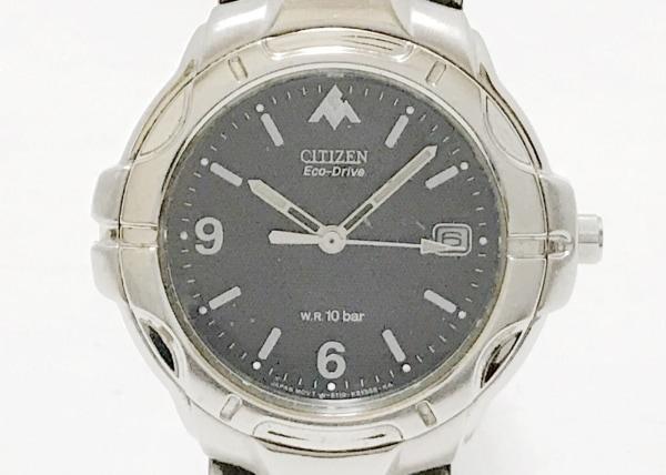 CITIZEN(シチズン) 腕時計 E110-K15757 メンズ 黒