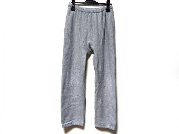 loopwheeler(ループウィラー) パンツ サイズM レディース グレー