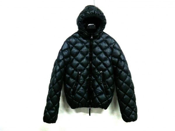 デュベティカ ダウンジャケット サイズ46 S メンズ美品  Tideo ダークグレー 冬物