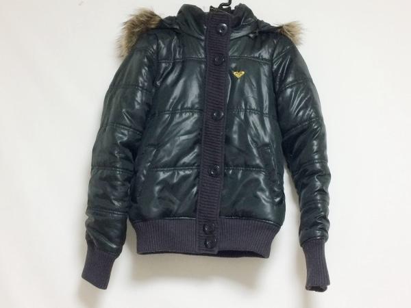 Roxy(ロキシー) ダウンジャケット サイズL レディース ダークグレー 中綿/冬物