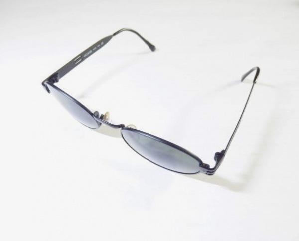 OLIVER(オリバーバレンチノ) サングラス 黒 金属素材×プラスチック