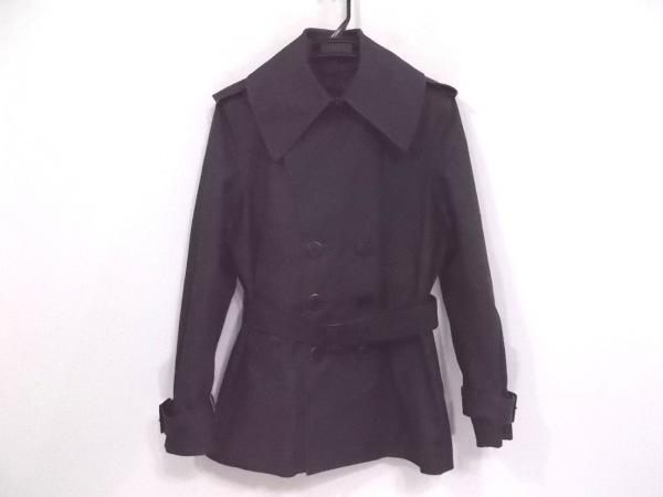 ラッドミュージシャン コート サイズ42 L レディース ダークグレー 春・秋物