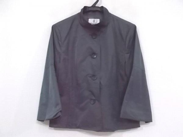 Seninon(セニノン) ジャケット サイズ40 M レディース美品  ダークグレー