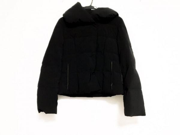 m's select(エムズセレクト) ダウンジャケット サイズ36 S レディース美品  黒 冬物