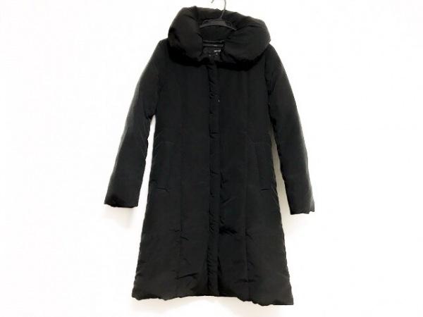 m's select(エムズセレクト) ダウンコート サイズ34 S レディース美品  黒 冬物