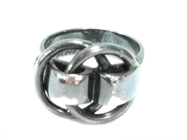 HERMES(エルメス) リング ドゥザノ 金属素材 シルバー