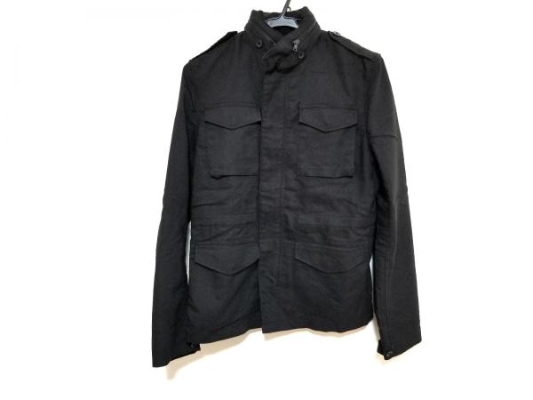 インターナショナルギャラリービームス ブルゾン サイズ44 L レディース美品  黒