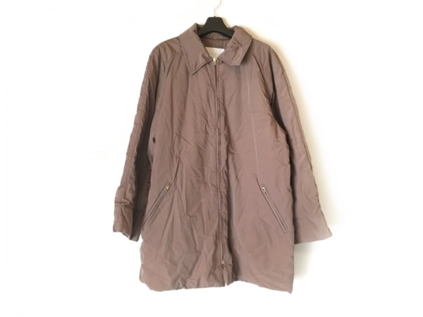 PENNYBLACK(ペニーブラック) コート サイズ42 L レディース美品  ダークグレー 冬物