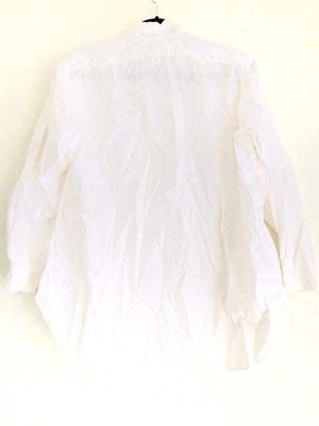 agnes b(アニエスベー) 長袖シャツブラウス サイズ2 M レディース 白