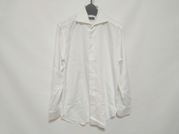 ORIAN(オリアン) 長袖シャツ サイズ39 メンズ美品  白 BEAMSF