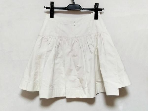 Proenza Schouler(プロエンザスクーラー) スカート サイズ0 XS レディース美品  白