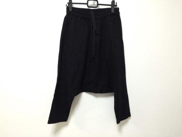 ブラックコムデギャルソン パンツ サイズS レディース 黒 サルエル
