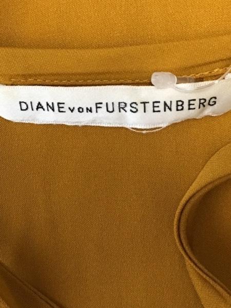 ダイアン・フォン・ファステンバーグ ワンピース サイズ0 XS レディース美品  フリル