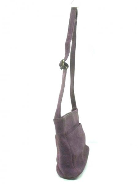 COACH(コーチ) ショルダーバッグ - 4949 パープル ヌバック