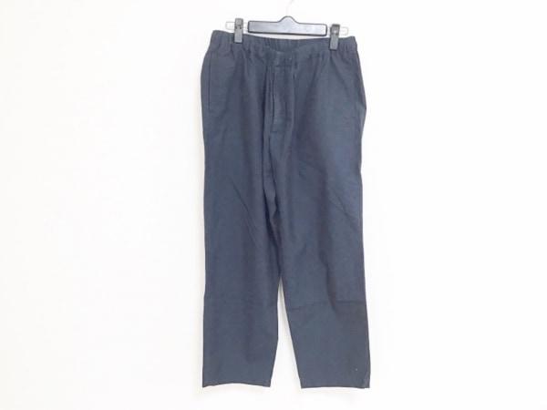 AURALEE(オーラリー) パンツ サイズ4 XL メンズ ネイビー