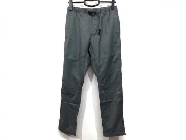 Gramicci(グラミチ) パンツ サイズS メンズ美品  グレー