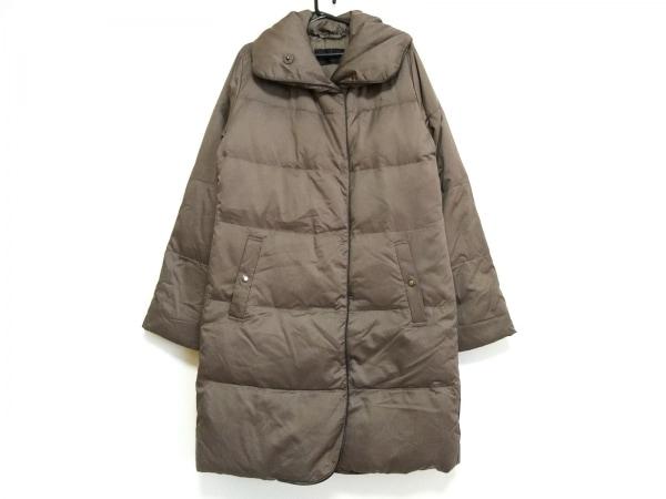 メイソングレイ ダウンコート サイズ1 S レディース美品  ライトブラウン 冬物